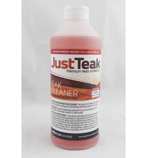 JustTeak™ Teak Cleaner