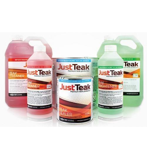 JustTeak™ Teak Sealer Restoration Kits