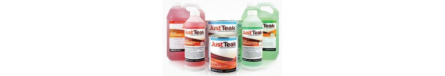 JustTeak™ Oil and Teak Cleaner