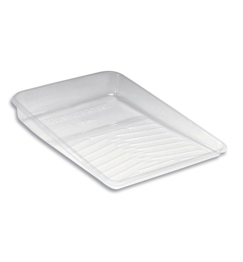 Plastic Solvent Resistant Tray Liner 9 inch