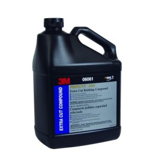 3M™ Perfect-It™ Extra Cut Rubbing Compound, 1 Gallon