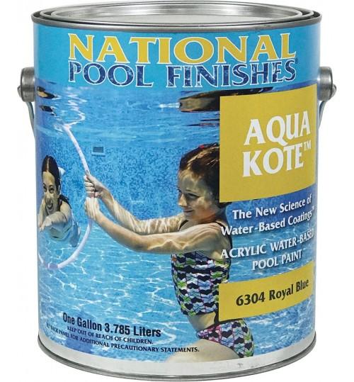 Aqua Kote™ Acrylic Waterbase Pool Paint