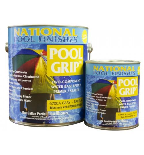 Pool Grip™ Waterbase Epoxy Primer Gallon Kit