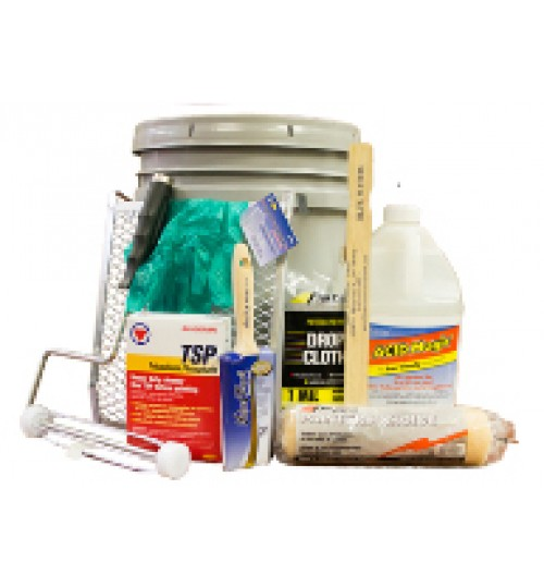 Top Secret Application Surface Preparation Kit