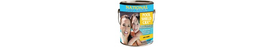 Chlorinated Rubber Pool Paints