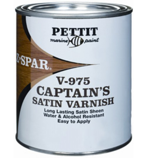 Pettit Zspar Captain's Satin Varnish, V-975