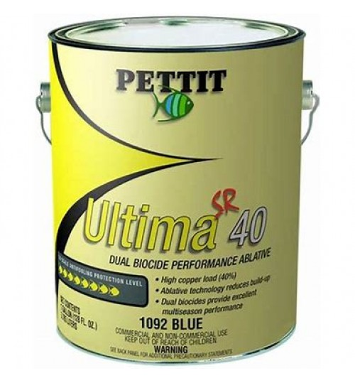 Pettit Ultima SR-40, Gallon