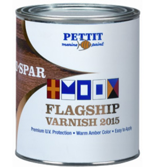 Pettit Zspar Flagship Varnish, 2015