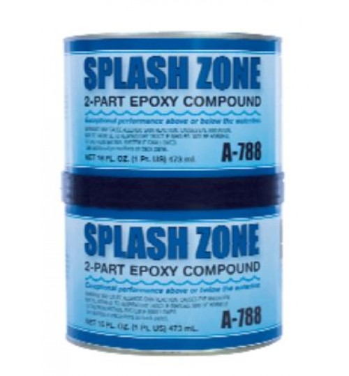 A788 Splash Zone 1/2 Gallon Kit