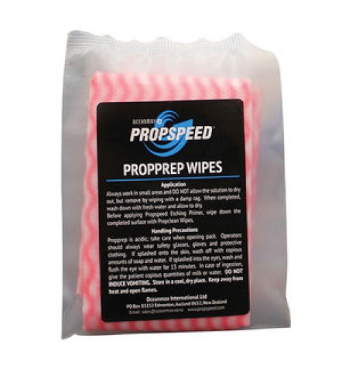 PROPSPEED Propspeed Propprep Wipes, 10-Pack