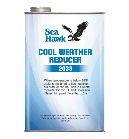 2033 Reducer -Cool Weather by Sea Hawk Paints