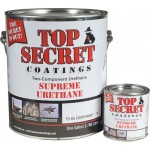 Top Secret Coatings Topcoats