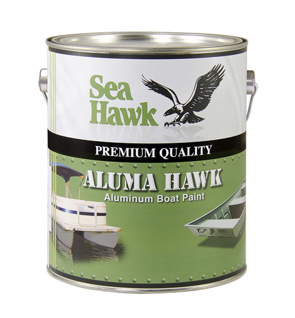 Aluma Hawk Aluminum Boat Paint By Sea Hawk Paints