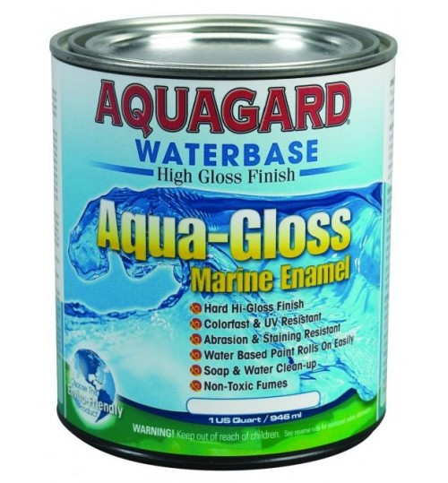 Aquagard Aqua Gloss Waterbased Enamel