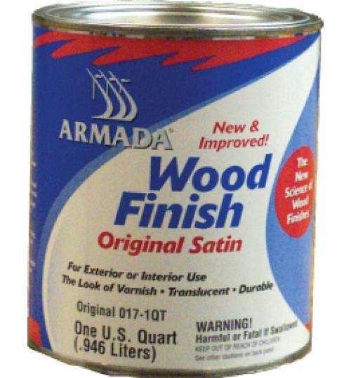 Armada Wood Finishes