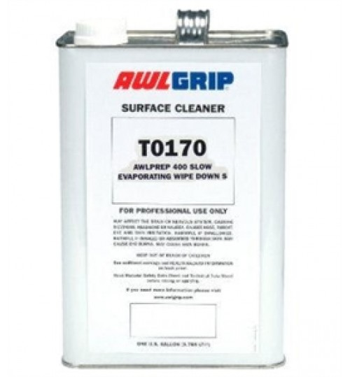 Awlgrip AWL-PREP 400 Wipe Down Solvent T0170 Gallon