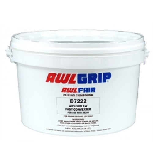 Awlgrip Awlfair Fast Converter D7222, 5 Gallon