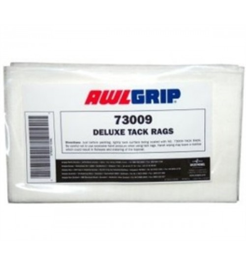 Awlgrip Deluxe Tack Rags  (4 cloths per pack) 73009