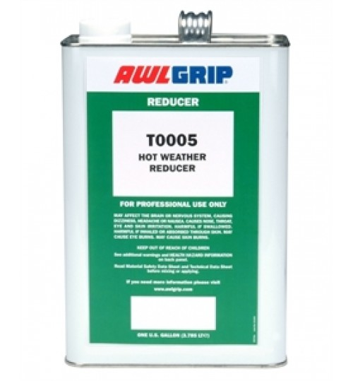 Awlgrip Hot Weather Reducer/Retarder T0005 QT