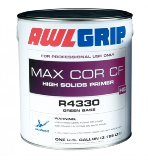 Awlgrip Max Cor CF Green Base, R4330, 1 Gallon