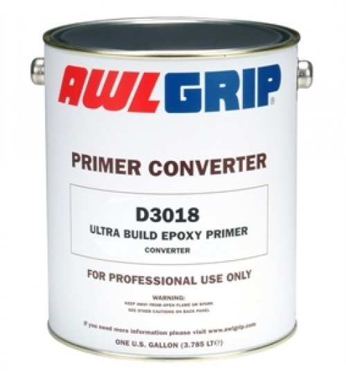 Awlgrip Ultra Build Primer Converter, D3018 Gallon