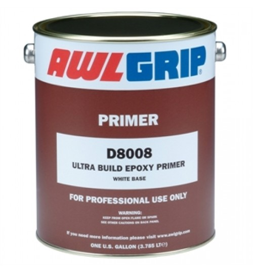 Awlgrip Ultra Build Primer, D8008 Gallon