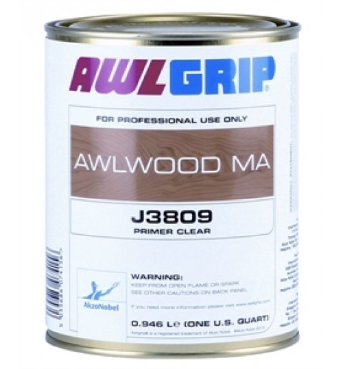 Awlwood MA Clear Primer, Quart