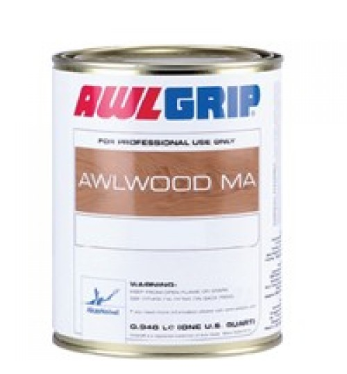 Awlwood MA Red Primer, Quart