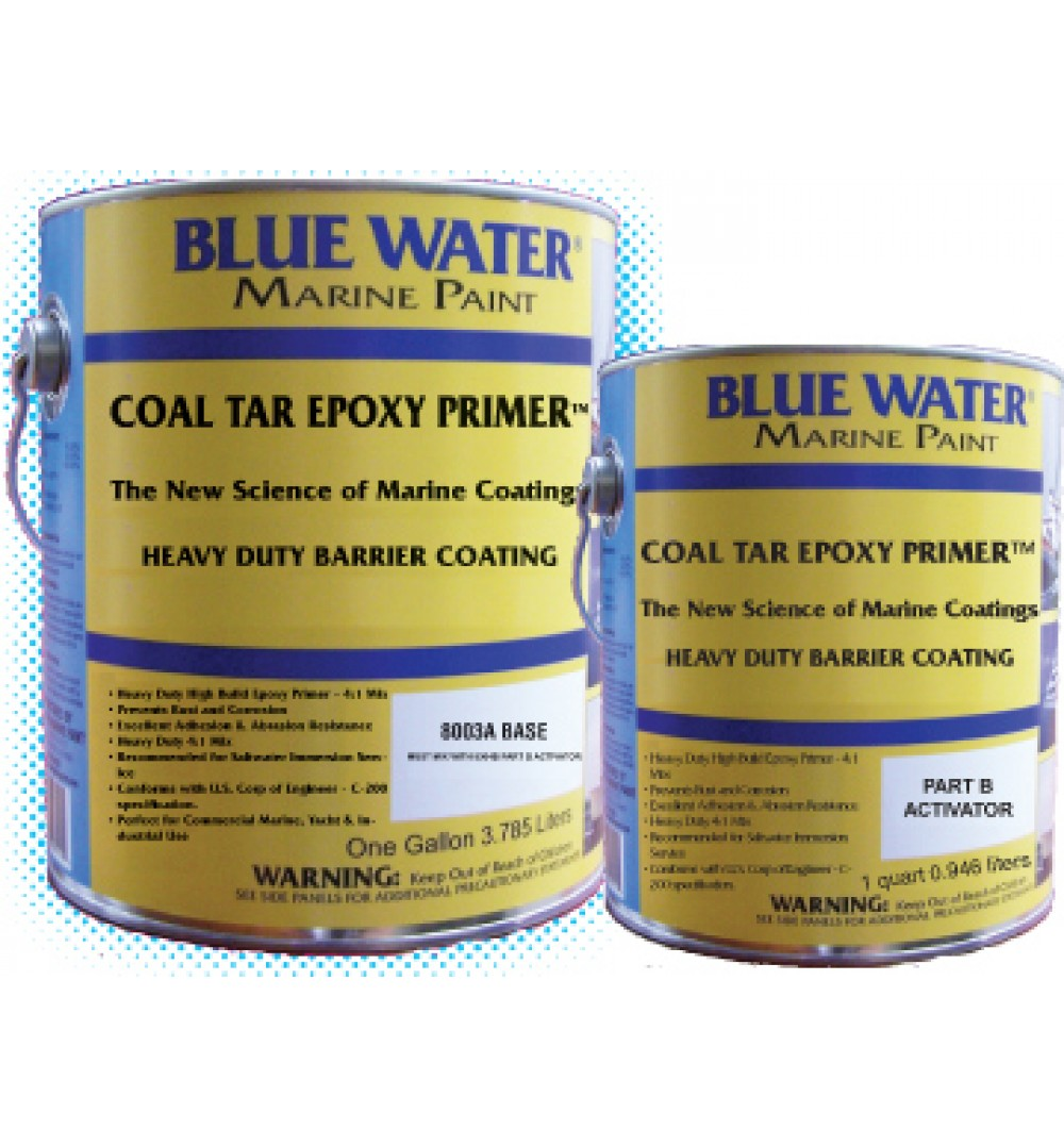 Coal Tar Paint Uses