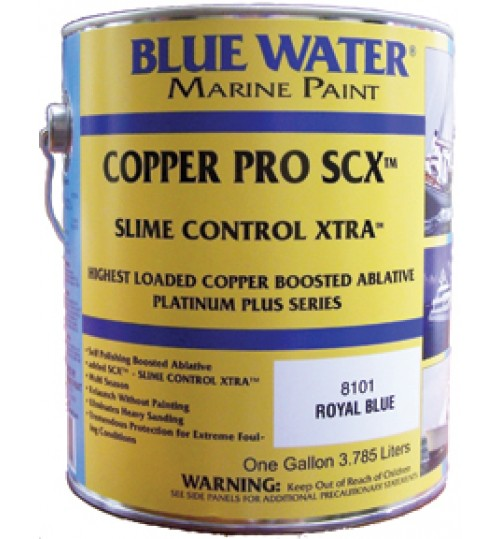 Blue Water Marine Copper Pro SCX 67 Boosted Ablative