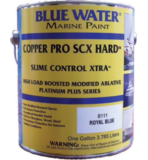 Blue Water Marine Copper Pro SCX 67 Boosted Hard