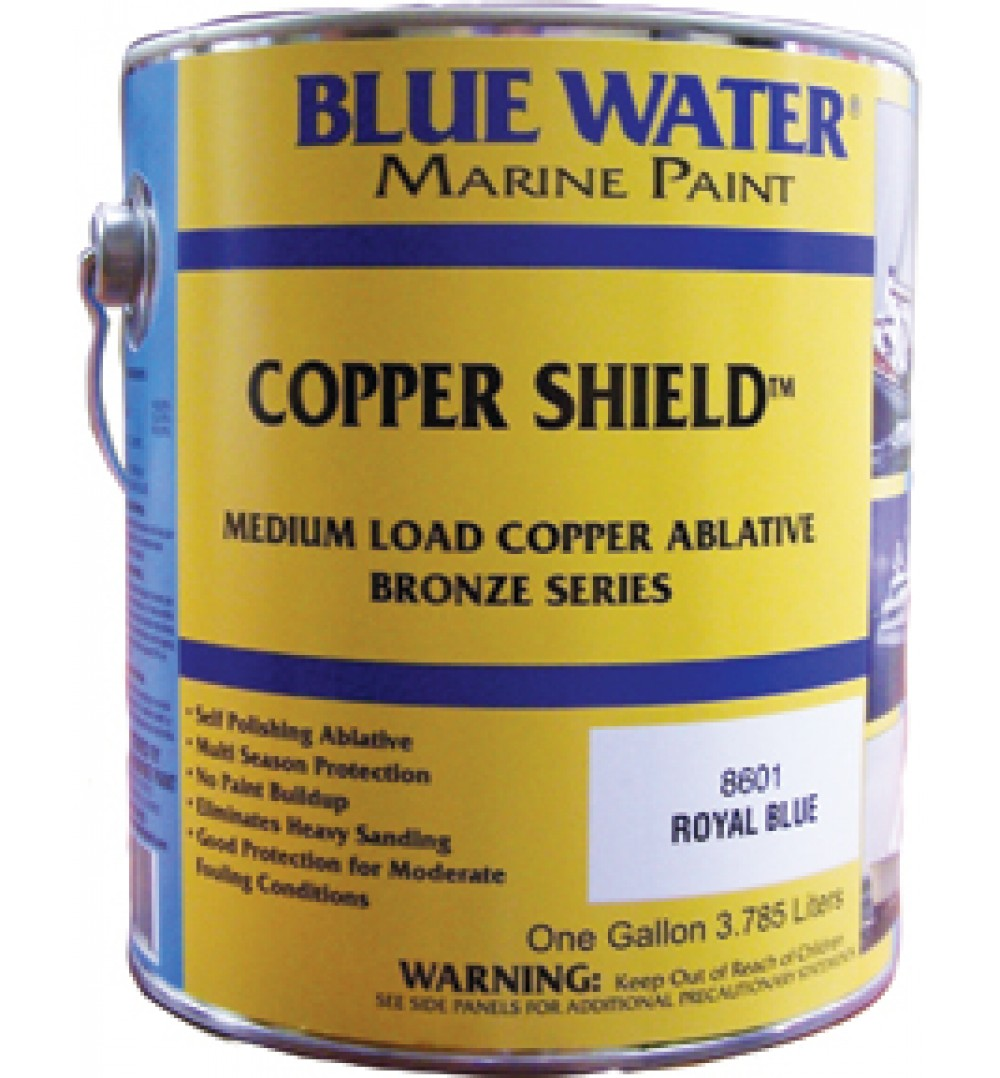 Blue Water Marine Copper Shield 45 Ablative Antifouling
