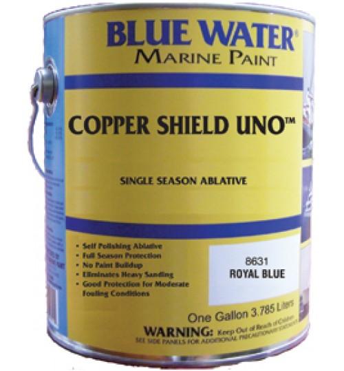 Blue Water Marine Copper Shield Uno 35 Ablative
