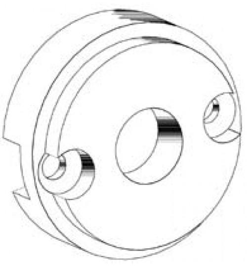 BP-1126 Vetus Bow Thruster W/Screw Boat Zinc