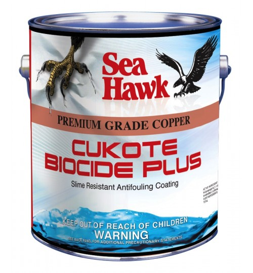 Cukote Biocide Plus Self-Polishing Bottom Paint