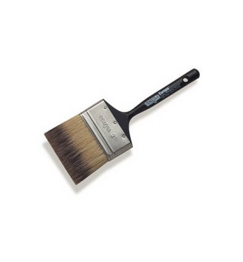 Europa 2.5 inch Soft Badger Style China Bristle Brush