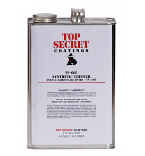 TS-605 Fast Dry Synthetic Thinner
