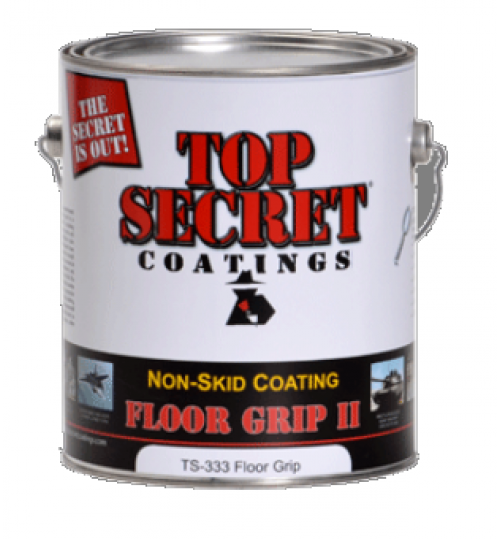 TS-333 Floor Grip II for Wood by Top Secret Coatings