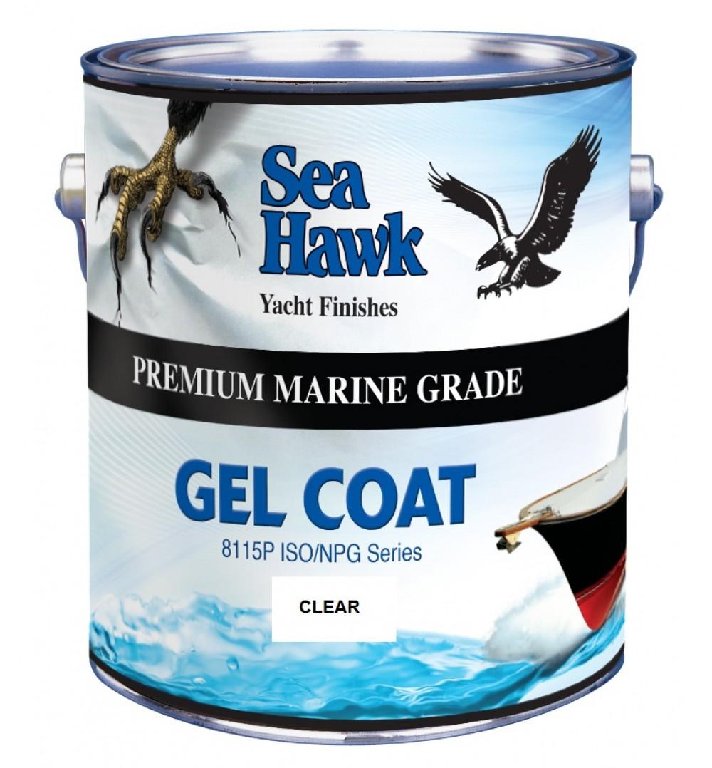 Gelcoat, Clear HI-UV