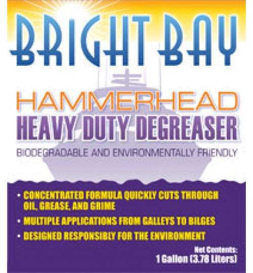 Hammerhead Heavy Duty Degreaser, Quart