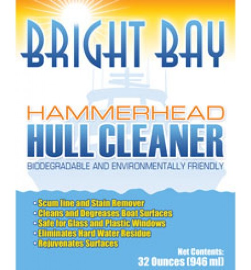 Hammerhead Hull Cleaner, Quart