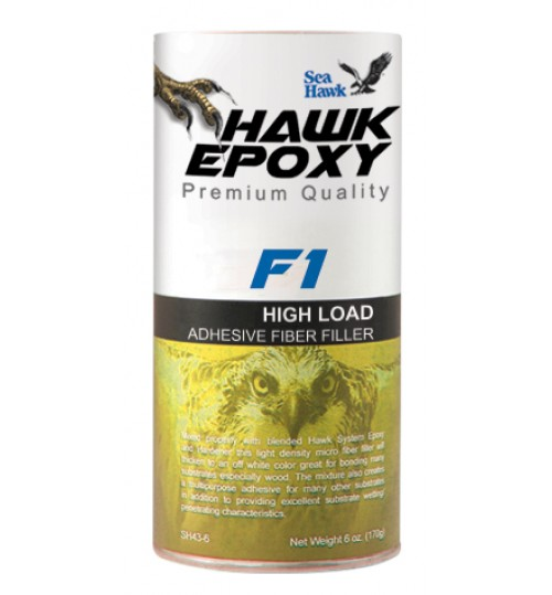 Hawk Epoxy High Load Adhesive Filler, F1, 15.2oz