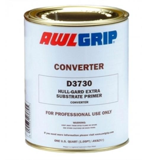Hullgard Extra Epoxy Primer Converter, D3730 Quart