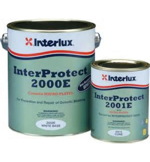 Interlux Interprotect 2000E Epoxy Primer, Quart Kit