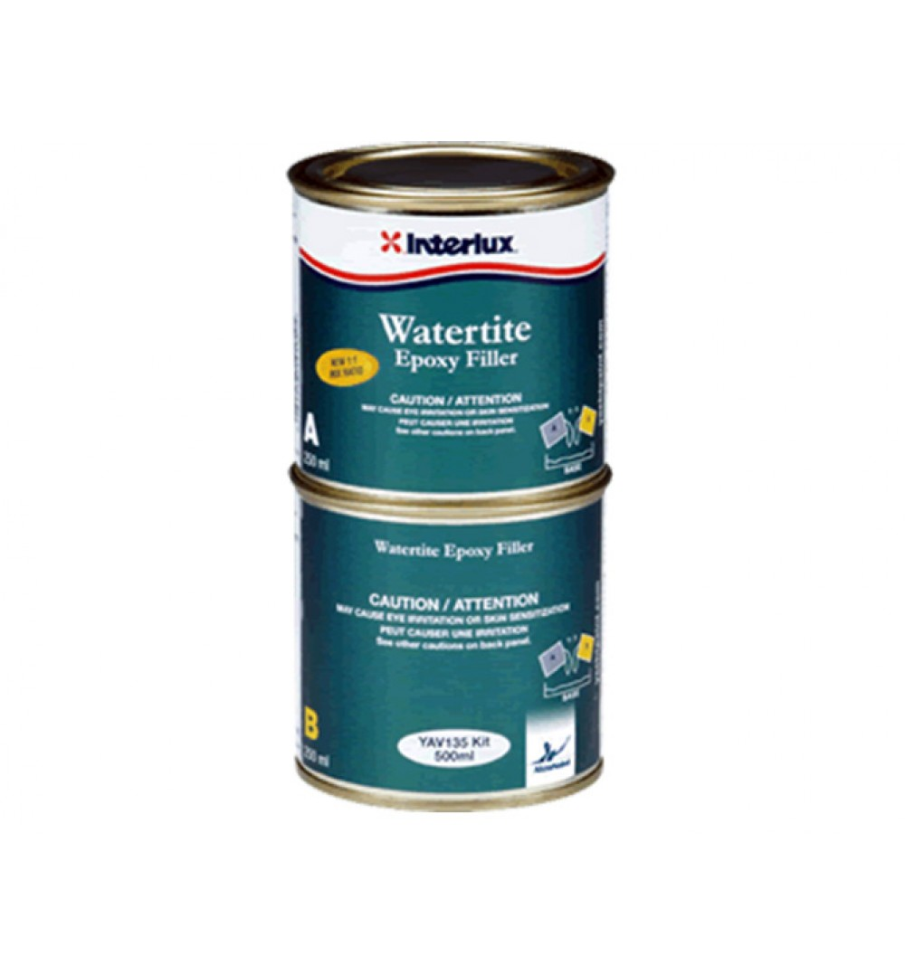 Interlux watertite epoxy filler for Wood floor epoxy filler