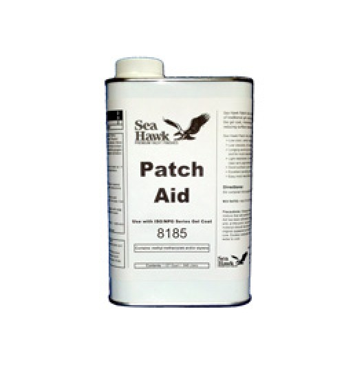 Patch Aid for Gel Coat