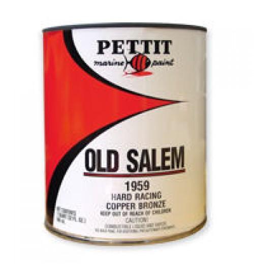 Pettit 1959 Hard Racing Copper Bronze