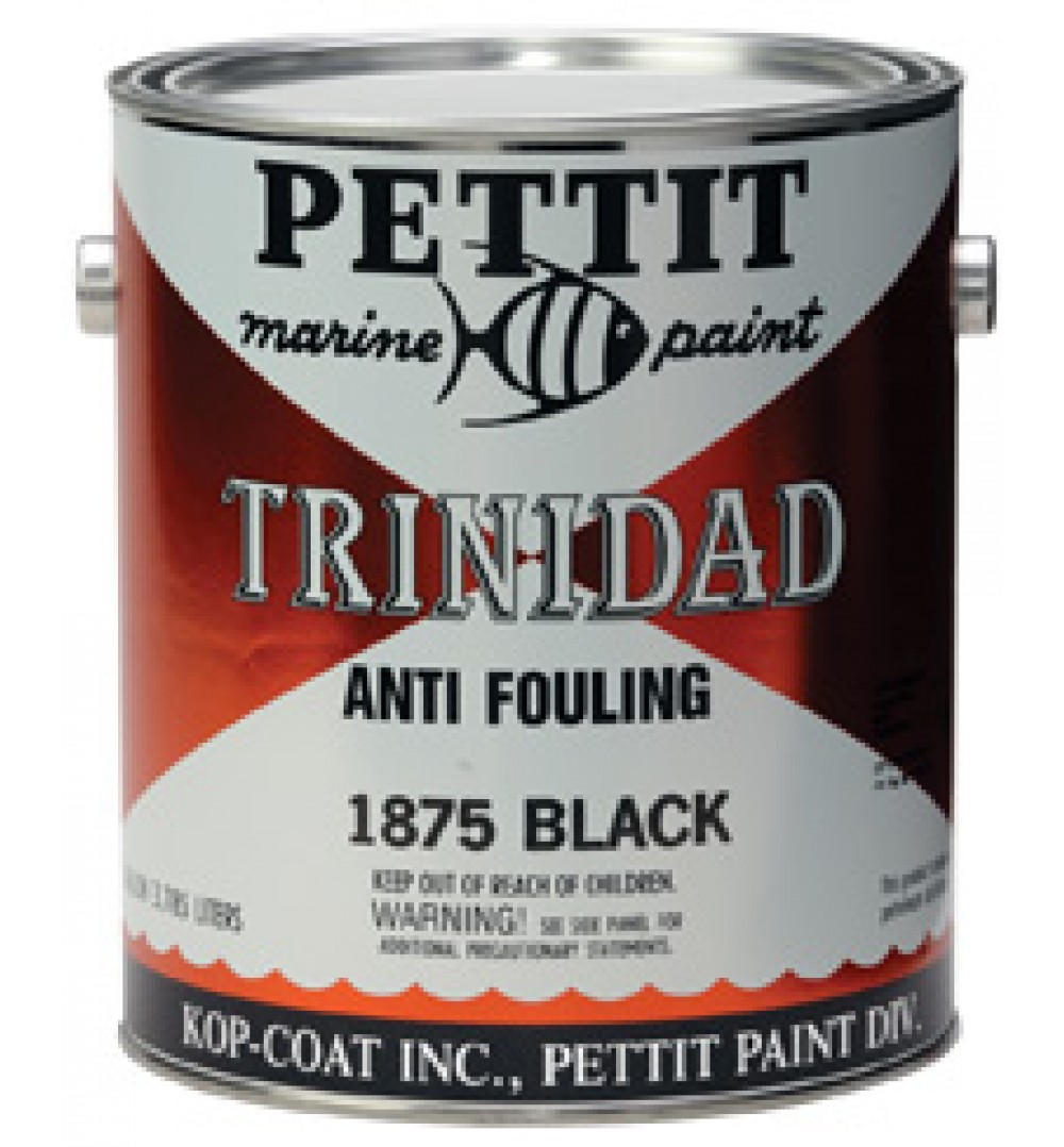 Pettit Trinidad Extremely High Copper Content Hard Modified Epoxy