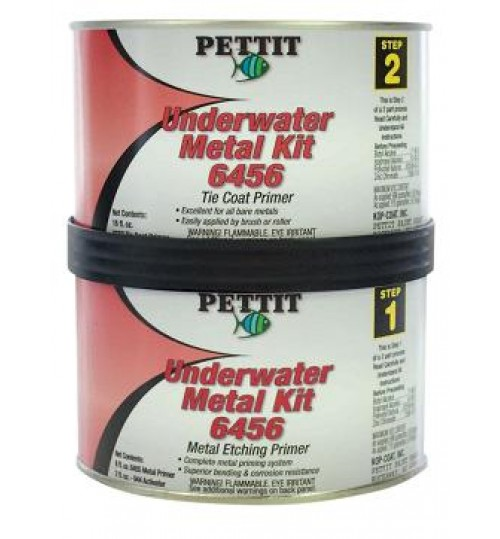Pettit Underwater Metal Kit 6456