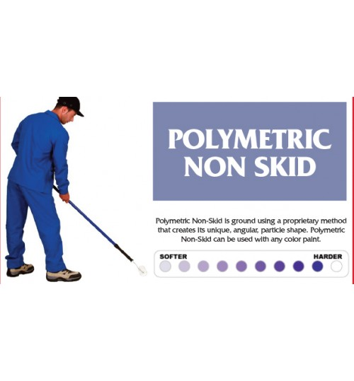 Pool Paint Polymetric Non-Skid, Quart